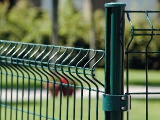 Забор из 3D сетки Королев цена от 1124 руб.